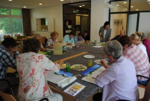 Dank einer Spende des Lions Club kann Herzwerk kostenlose Kurse für Senioren anbieten