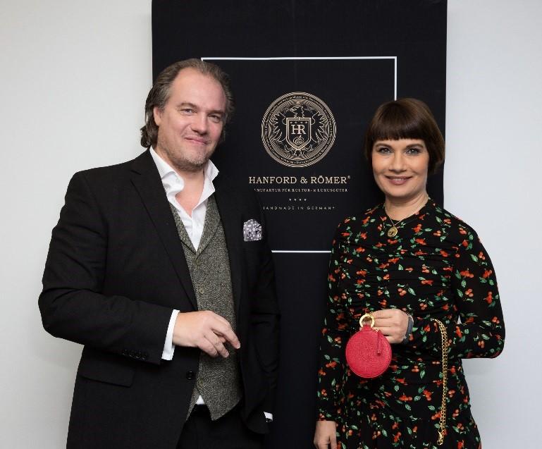 Taschen-Manufaktur Hanford & Römer unterstützt Herzwerk mit dem Verkauf seiner Lederprodukte