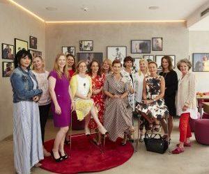 Ladies Lunch im Hotel Indigo zugunsten von Herzwerk