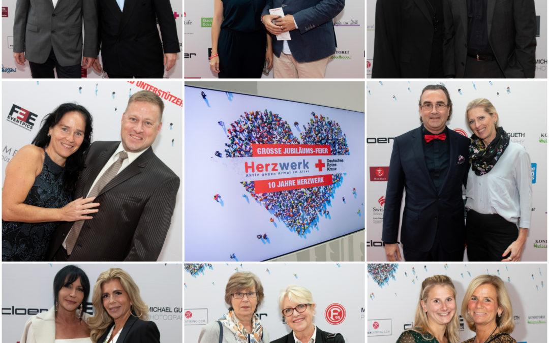 Jenny Jürgens Herzwerk feiert 10-jähriges Jubiläum