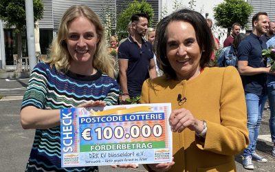 Lotto-Gewinner spenden an Herzwerk