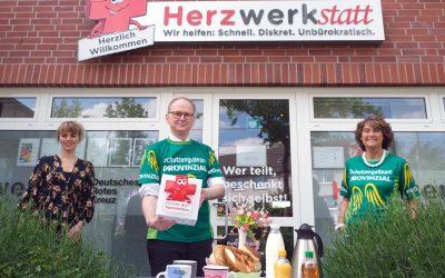 """Provinzial Rheinland unterstützt Frühstücke """"to go"""" für Seniorinnen und Senioren"""